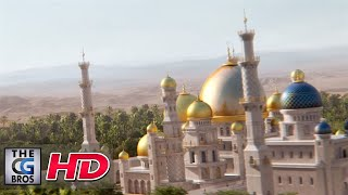 """CGI VFX Breakdown : """"The New Adventures Of Aladin"""" - By Digital District"""