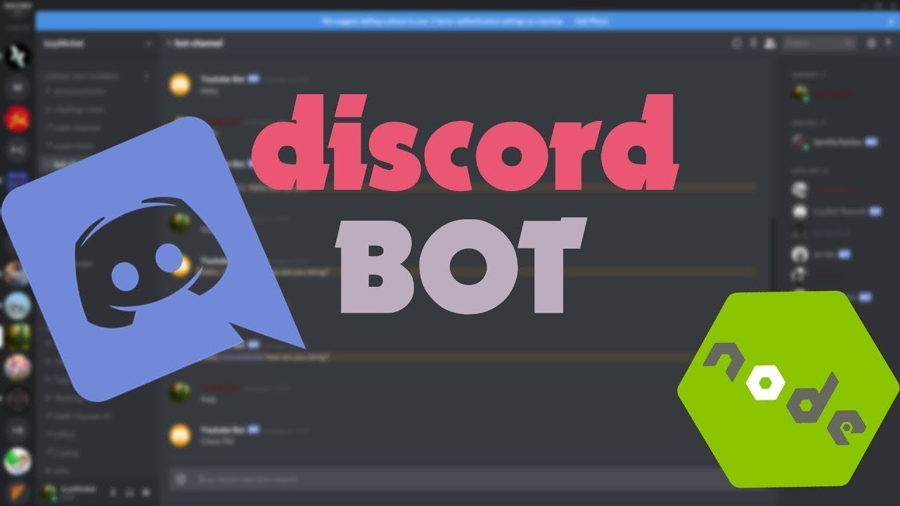 How to make a Discord Bot | Tutorial 2 (prune,roles,embeds) : LightTube