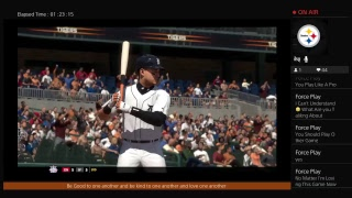 MLB 18 the show Game 44