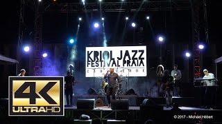 Grace Evora at Kriol Jazz Festival - 2017 - 4K UHD