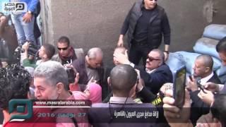 مصر العربية | إزالة مدابغ مجرى العيون بالقاهرة