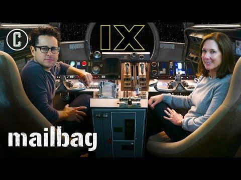 Will JJ Abrams Retcon The Last Jedi In Star Wars Episode 9? - Mailbag