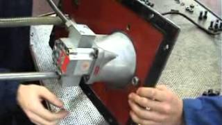 demontage groupe hydraulique