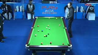 Muhammad Bewi (INDO) VS Shane Van Boening (USA) - 7th World Chinese Pool Masters Grand Finals