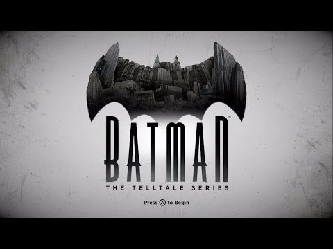 Telltale tuesday: batman episode 1