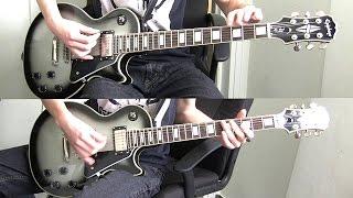 Bullet For My Valentine - Fever (Guitar Cover)