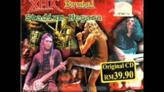 Konsert Raksasa XPDC Brutal Stadium Negara '98-Ntahapapantah