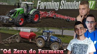 "Uprawa i siew buraka FS17 MP ""od Zera do Farmera"" #254 ㋡ MafiaSolecTeam"