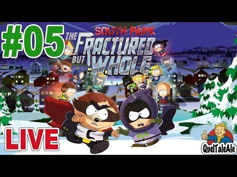 South Park Scontri Di-Retti - Gameplay ITA - Walkthrough Live #05 - Al Night Club