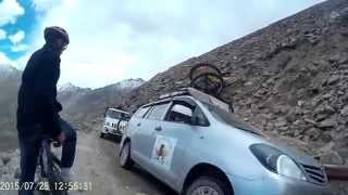 Khardungla Downhill! Deadmau5 - Ghosts n stuff