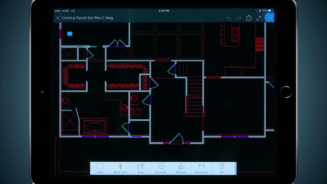 Autocad Mobile App Gps - Download Autocad
