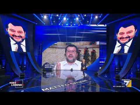 """Recovery fund, Matteo Salvini: """"Dei signori di Berlino e Bruxelles non mi fido"""""""