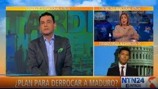 """""""Es posible y es probable una intervención militar contra Maduro"""""""