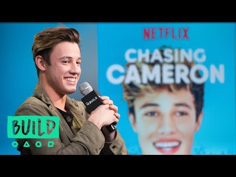 "Cameron Dallas Discusses ""Chasing Cameron"""