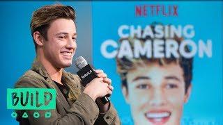 "Cameron Dallas Discusses ""Chasing Cameron"""