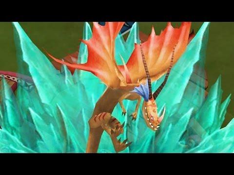 Dragons: Rise of Berk - Race to the Edge - Death Song Garffiljorg Titan