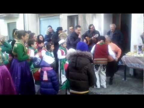 Carnevale a Mongrassano-SpazioPompa....