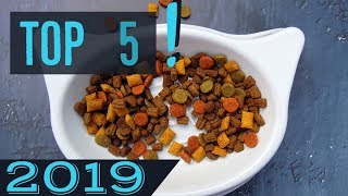 Best Cat Foods in 2019