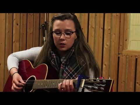 Katie Gallagher-Man on a Mission, in the DCUfm Live Lounge