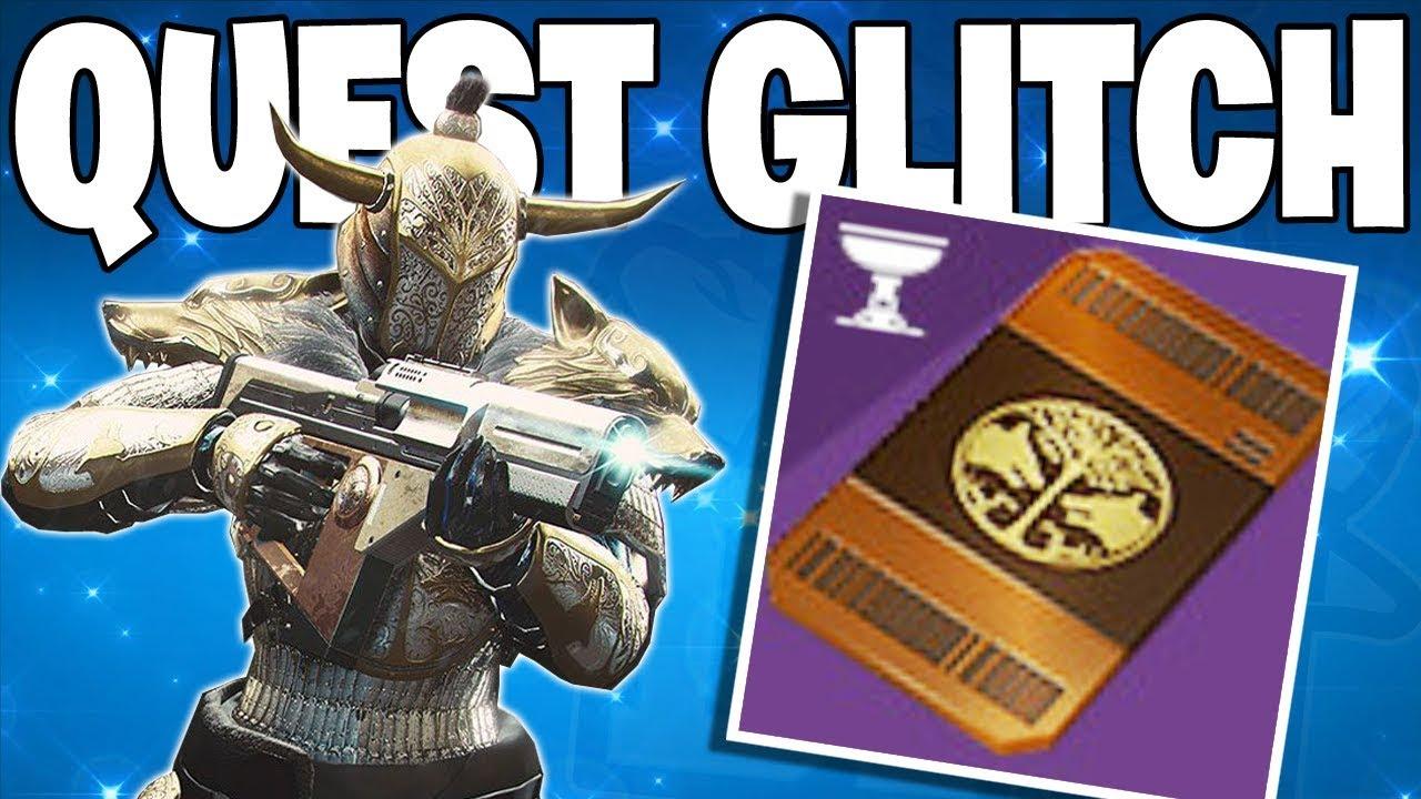 Destiny 2: IRON BANNER QUEST GLITCH - How To Skip - EASY METHOD - No IB  Steak