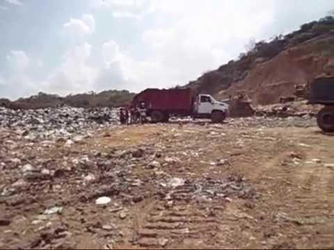 Vertedero de basura de Guanare estado Portuguesa (Venezuela)