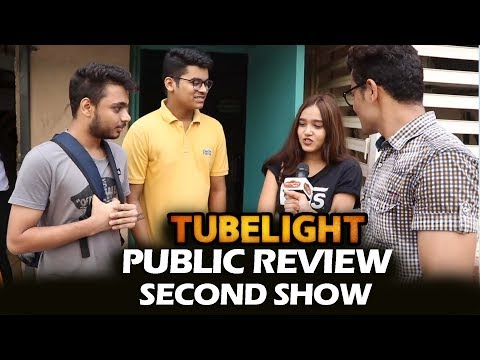 Thumbnail: Tubelight Movie - PUBLIC REVIEW | SECOND SHOW | Salman Khan, Sohail Khan