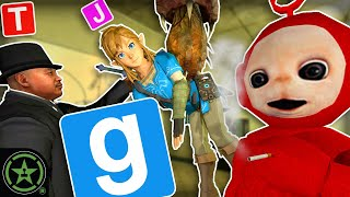 We're All Chungə Now - Gmod: TTT