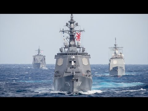 This Japanese Helicopter Destroyer Will Visit Philippines and Patrol South China Sea