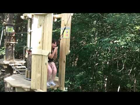 Go Ape Treetop Adventure Indianapolis Eagle Creek
