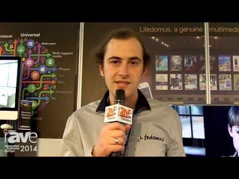 ISE 2014: Lifedomus Explains Lifedomus Sense and iPad App