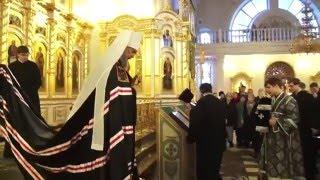 Прощёное Воскресение в Саранской епархии(, 2016-03-24T15:45:12.000Z)