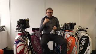Honma 9, 10 and 11 irons explained