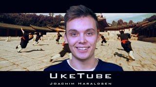 Gambar cover UkeTube med Joachim Haraldsen   Super Bowl   PistolShrimps   Dancing Strawhats