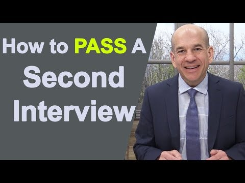 How to ACE Your Second Job Interview