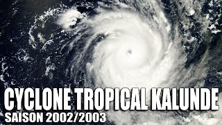 CYCLONE TROPICAL KALUNDE - MARS 2003