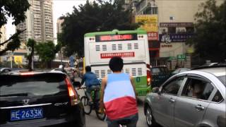 Xiamen China - Back in the Saddle Again