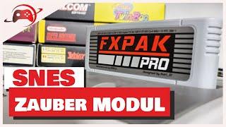 FXPak Pro - AĮle SNES Spiele in einem Modul