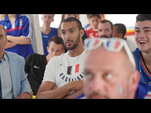 Rudy Gobert: From Saint-Quentin to Salt Lake City Mp3