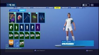 Les 10 MEILLEURS COMBINATIONs DE FOOTBALL SKIN à FORTNITE