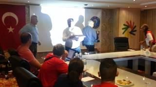 1 ST WORLD DEAF HANDBALL CHAMPIONSHIPS - TECHNICAL MEETING-2