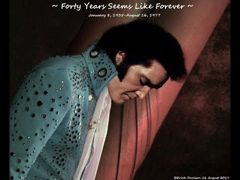 Elvis Aaron Presley - I Still Cry (41'st Anniversary Tribute Video, 16 August 2018) UPDATED