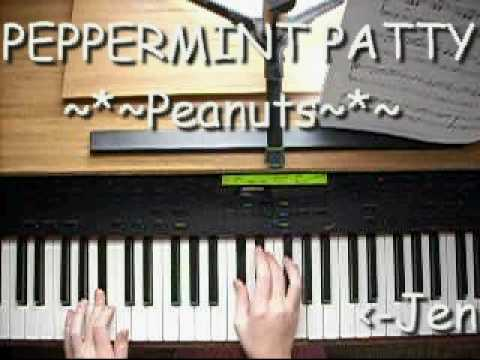 Pepermint Patty's Song - By Guaraldi
