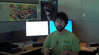 EA Redwood Shores: Intern Video - 2010