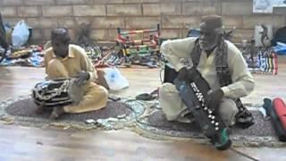 Live instrumental music in Pakistani pavilion  at Global Village 2016