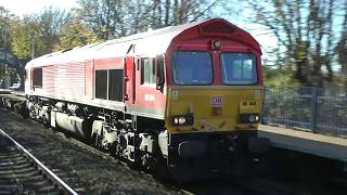 66044,nb Southampton WD berth 109 Didcot empty conflats throu P1,Reading West 17,11,17