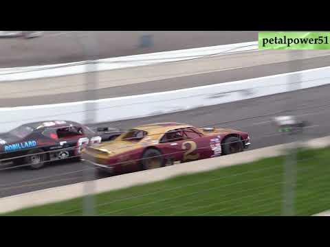 Sunset Speedway  OSCAAR Hot Rods May 21, 2018