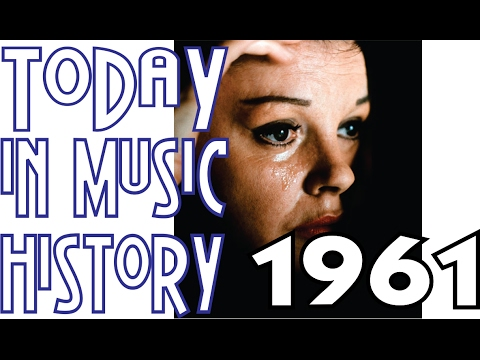 Today in Music History - 1961