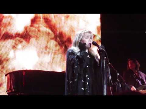 "Stevie Nicks - Prudential Center 4-2-2017 singing ""If You Were My Love"""