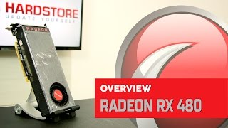 SAPPHIRE - Radeon RX 480 - Overview