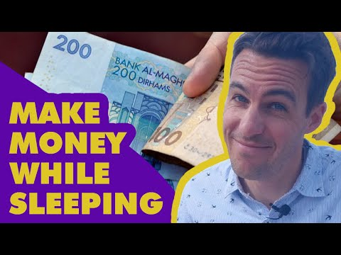 MAKE MONEY WORK FOR YOU!  [Morocco] - Money Minute #4